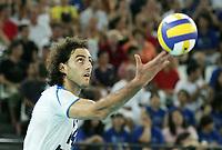 Alessandro Fei (Italia)<br /> Italia vs Russia 1-3<br /> Girone B, World League Volley<br /> Palalottomatica, Roma, 28 Giugno Roma<br /> Photo Antonietta Baldassarre Insidefoto