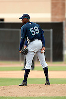 Juan Zapata -  Seattle Mariners - 2009 spring training.Photo by:  Bill Mitchell/Four Seam Images