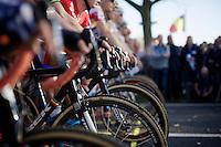 start grid<br /> <br /> Koppenbergcross 2014