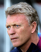 Sunderland manager David Moyes during the Premier League match between Swansea City and Sunderland at The Liberty Stadium, Swansea, Wales, UK. Saturday 10 December 2016