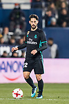 Isco Alarcon of Real Madrid in action during the Copa del Rey 2017-18 match between CD Leganes and Real Madrid at Estadio Municipal Butarque on 18 January 2018 in Leganes, Spain. Photo by Diego Gonzalez / Power Sport Images