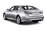 Car pictures of rear three quarter view of 2016 Lexus GS 200t 4 Door Sedan Angular Rear