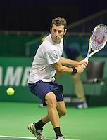 10-02-13, Tennis, Rotterdam, qualification ABNAMROWTT,   Matteo Viola