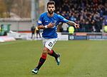 03.11.18 St Mirren v Rangers: Daniel Candeias celebrates his goal