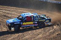 Dec. 9, 2011; Chandler, AZ, USA;  LOORRS pro 4 unlimited driver Greg Adler during qualifying for round 15 at Firebird International Raceway. Mandatory Credit: Mark J. Rebilas-