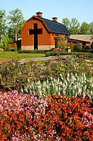 The 40,000-square-foot Billy Graham Library is a public museum and library that documents the life and ministry of evangelist Billy Graham. Located on the grounds of the Billy Graham Evangelistic Association's international headquarters in Charlotte, NC, the library also includes multi-media displays and recreations of historic moments in Billy Graham's life and ministry. Admission is free.