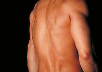 Male Back.