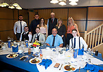St Johnstone v Livingston….04.05.19      McDiarmid Park        SPFL<br />Chairman's suite hospitality<br />Picture by Graeme Hart. <br />Copyright Perthshire Picture Agency<br />Tel: 01738 623350  Mobile: 07990 594431