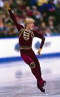 Evgeni Plushenko Russia Skate Canada. Photo copyright Scott Grant