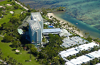 Aerial view of Kahala Mandarin Hotel & Resort