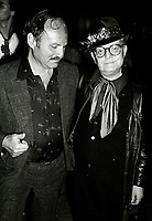 Lester Persky Truman Capote Studio 54 1978 Photo by Adam Scull-PHOTOlink.net