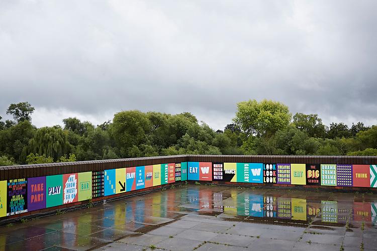 © John Angerson<br /> 150826<br /> Them Design - Watermans Arts Centre, Brentford, London.