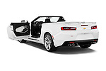 Car images of 2016 Chevrolet Camaro 2SS 2 Door Convertible Doors