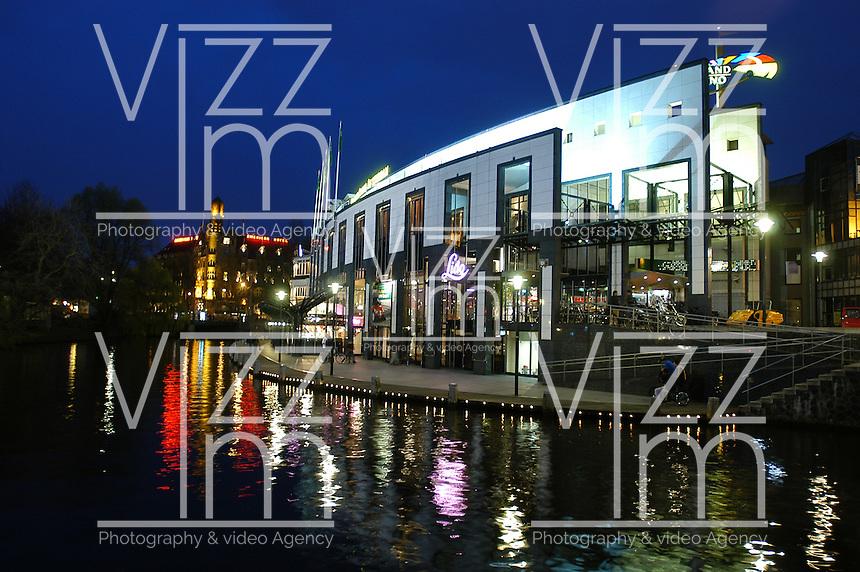 AMSTERDAM-HOLANDA. Holland casino Amsterdam. Photo: VizzorImage/STR