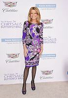 BRENTWOOD, CA - JUNE 11: TV personality Vanna White arrives at the 15th Annual Chrysalis Butterfly Ball at a private residence on June 11, 2016 in Brentwood, California.