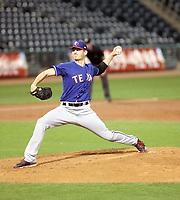 Grant Wolfram - Texas Rangers 2019 spring training (Bill Mitchell)