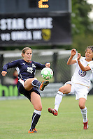 Cat Whitehill. WPS All Stars defeated Umea IK 4-2 at Anheuser Busch Soccer Park, Fenton, MO.