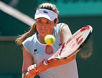 25-05-11, Tennis, France, Paris, Roland Garros,   Aleksandra Wozniac
