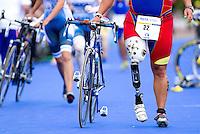 2010 ITU World Championship Series Paratriathlon - London