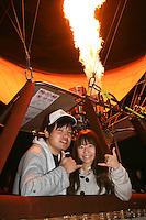 20120921 September 21 Hot Air Balloon Cairns