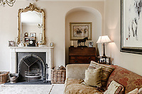 BNPS.co.uk (01202) 558833<br /> Picture: Strutt&Parker/BNPS<br /> <br /> Picture: The fireplace<br /> <br /> A handsome Georgian townhouse where a former Prime Minister held important meetings is on the market for £1.5m.<br /> <br /> Glenhurst is a Grade II Listed home in Bewdley, Worcs, which was Stanley Baldwin's hometown.<br /> <br /> The owners have minutes from a meeting held at the property over a century ago which show Baldwin's name listed.<br /> <br /> Baldwin was Prime Minister three times between the First and Second World Wars and it is believed that during this time he used Glenhurst's wood-panelled dining room for meetings.