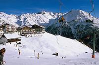 Hochslden, Sölden in Tirol, Österreich