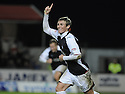 21/11/2009  Copyright  Pic : James Stewart.sct_jspa06_falkirk_v_hamilton  . :: CHRIS MITCHELL CELEBRATES SCORING THE FIRST :: .James Stewart Photography 19 Carronlea Drive, Falkirk. FK2 8DN      Vat Reg No. 607 6932 25.Telephone      : +44 (0)1324 570291 .Mobile              : +44 (0)7721 416997.E-mail  :  jim@jspa.co.uk.If you require further information then contact Jim Stewart on any of the numbers above.........