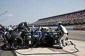 Verizon IndyCar Series<br /> ABC Supply 500<br /> Pocono Raceway, Long Pond, PA USA<br /> Sunday 20 August 2017<br /> Max Chilton, Chip Ganassi Racing Teams Honda, pit stop<br /> World Copyright: Michael L. Levitt<br /> LAT Images