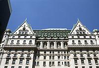 New York City: The Plaza Hotel--roofline. Henry J. Hardenbergh, 1907.