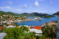 St. George's Harbor.Grenada.