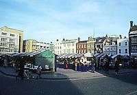 Cambridge: The Market. Photo '82.