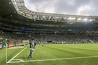 Sao Paulo (SP), 07/03/2020 - Palmeiras-Ferroviaria - Lucas Lima na Partida entre Palmeiras e Ferroviaria valida pela nona rodada do Campeonato Paulista no estadio Allianz Parque em Sao Paulo, neste sabado (7) (Foto: Daniel Zappe/Codigo 19/Codigo 19)