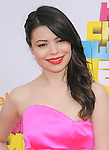Miranda Cosgrove attends The 24th Annual Kids' Choice Awards held at USC's Galen Center in Los Angeles, California on April 02,2011                                                                               © 2010 DVS / Hollywood Press Agency