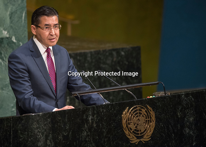 GA 72<br /> High-level meeting of the General Assembly on the appraisal of the United Nations Global Plan of Action to Combat Trafficking in Persons <br /> <br /> Uzbekistan