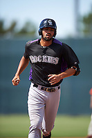Colorado Rockies Jacob Bosiokovic (88) during an Instructional League game against the San Francisco Giants on October 8, 2016 at the Giants Baseball Complex in Scottsdale, Arizona.  (Mike Janes/Four Seam Images)