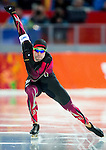 Samuel Schwarz of Germany compete during the Speed Skating as part of the 2014 Sochi Olympic Winter Games at Adler Arena on February 10, 2014 in Sochi, Russia. Photo by Victor Fraile / Power Sport Images