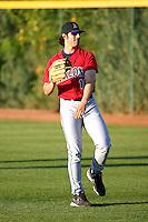 Eric Berger - University of Arizona Wildcats - 2008.  Photo By Bill Mitchell / Four Seam Images