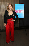 """Katharine McPhee joins the Broadway cast of """"Waitress"""" Photocall"""