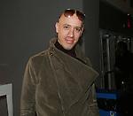 Robert Verdi at Mercedes-Benz NY Fall 2011 Fashion Week at Lincoln Center, NY 2/15/11