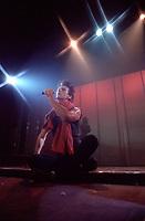 FILE -  Marc Drouin en spectacle le 29 septembre 1987<br /> <br /> PHOTO : Agence Quebec Presse