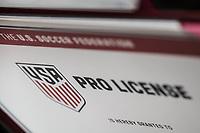 USA PRO License Ceremony, December 15, 2017
