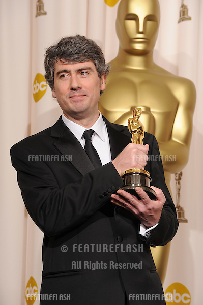 Dario Marianelli at the 80th Annual Academy Awards at the Kodak Theatre, Hollywood, CA..February 24, 2008 Los Angeles, CA.Picture: Paul Smith / Featureflash