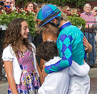Saratoga Race Course 2010 - a variety pack of images
