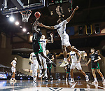 North Dakota vs Oral Roberts Men's Summit League Basketball Tournament