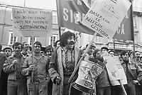 - strike of the metal and mechanics worker  (Milan, 1976)....- sciopero degli operai metalmeccanici (Milano, 1976)