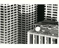 Calgary<br />  et les environs, 1982<br /> <br /> PHOTO : Agence Quebec Presse