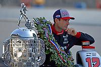 Winner Will Power, Team Penske Chevrolet