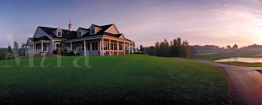 Greystone Clubhouse. Rochester New York United States Greystone Country Club.