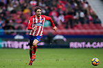 Sime Vrsaljko of Atletico de Madrid in action during the La Liga 2017-18 match between Atletico de Madrid and Getafe CF at Wanda Metropolitano on January 06 2018 in Madrid, Spain. Photo by Diego Gonzalez / Power Sport Images