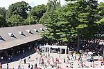 August 17, 2014: Sataoga Scene at Saratoga Racetrack. Sue Kawczynski/ESW/CSM